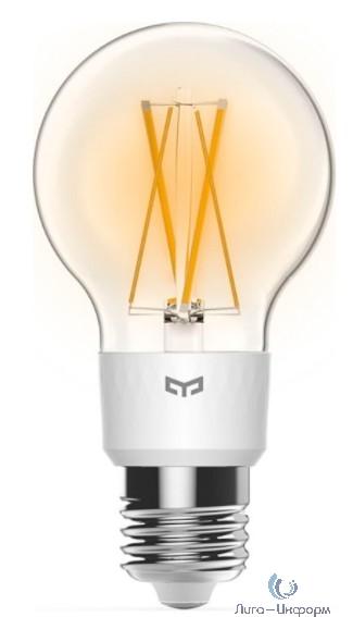 Лампочка Xiaomi Yeelight LED Filament Light (E27) (YLDP12YL), белый
