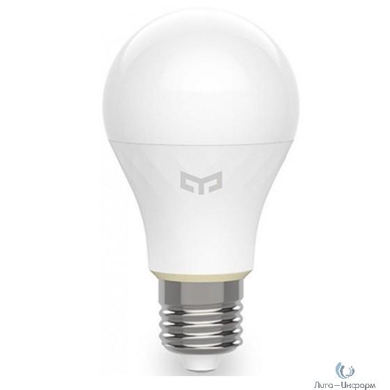 Лампочка Xiaomi Yeelight Yeelight LED Bulb (Mesh) (E27) (YLDP10YL), белый