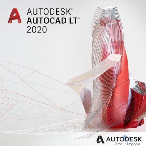 057N1-WW5725-L324 AutoCAD LT 2022 Commercial New Single-user ELD Annual Subscription PROMO  Велесстрой (7 шт.)