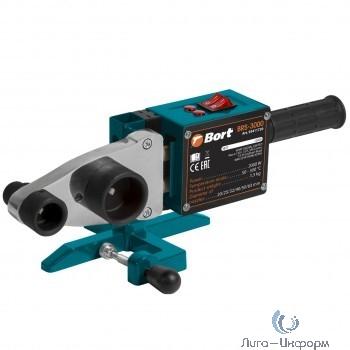 Bort Аппарат сварочный для полипропиленовых труб Bort BRS-3000 [93411720] {Мощность 2000 Вт; Температурный режим 50...300 °С}