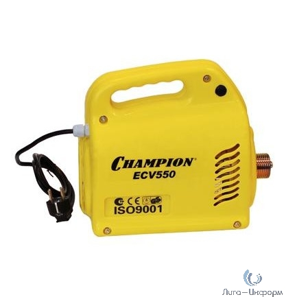 CHAMPION Вибратор глубинный электрический ECV550 { 550Вт 7,2кг 4м без вала и вибронаконечника }