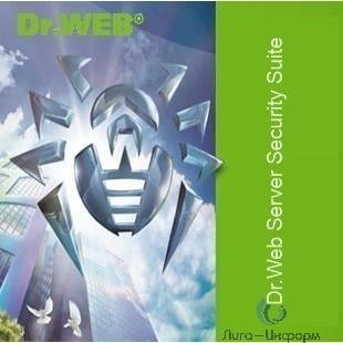 """LBS-AC-12M-1-B3 Dr.Web Server Security Suite на 1 сервер на 1 год (продление) ЗАО """"ГЕАТЕХ"""""""