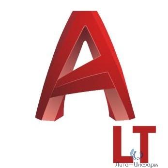 057I1-006845-L846 AutoCAD LT Commercial Single-user Annual Subscription Renewal ООО ПЛТ