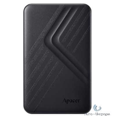 "Apacer Portable HDD 1Tb AC236 AP1TBAC236B-1 {USB3.0, 2.5"", black}"