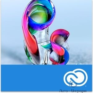 65297620BA01A12 Photoshop for teams ALL Multiple Platforms Multi European Languages Team Licensing Subscription Renewal Нанолек