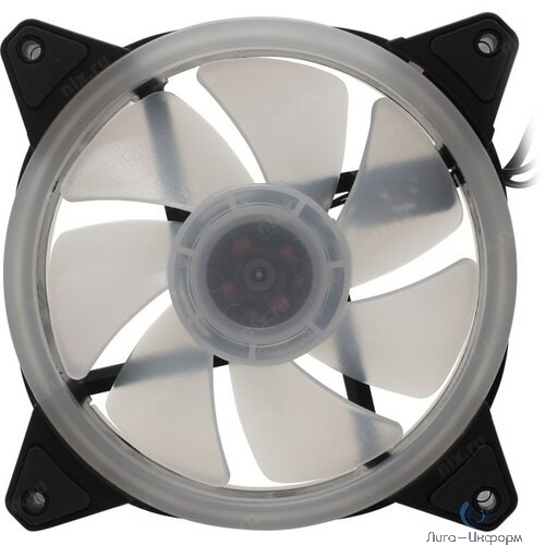 1STPLAYER Вентилятор FIREMOON M1-Slave / 120mm, RGB, 5-pin, 1500rpm, 30.54cfm, 12V, 19dBA / M1-Slave