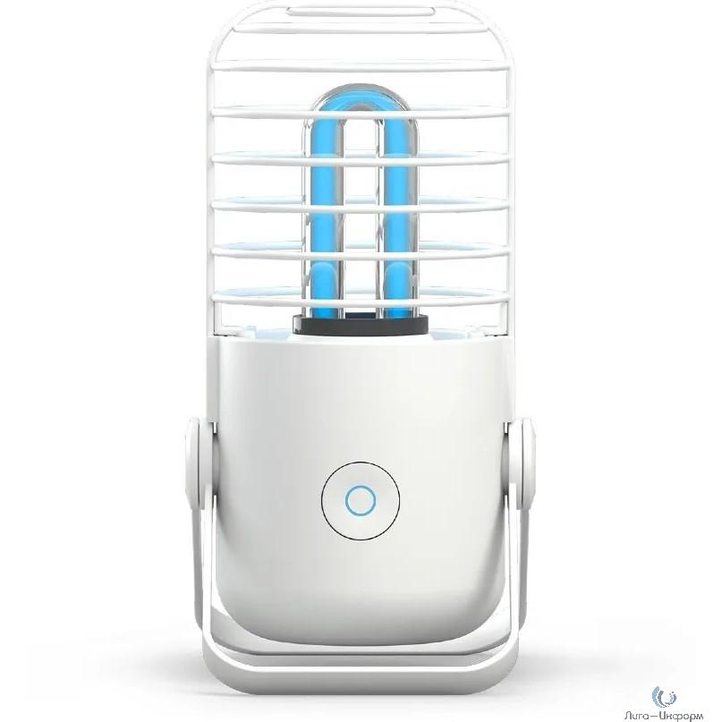 Ультрафиолетовая лампа Xiaomi (Mi) Xiaoda Inteligent Sterilization Lamp 2,5W 700mAh (YP3050122), белый