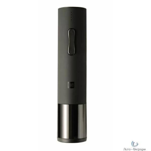 Электрический штопор Xiaomi HuoHou Electric Wine Bottle Opener (3007077) РУССКАЯ ВЕРСИЯ!!! черный