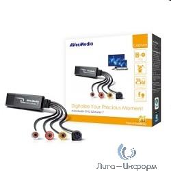 AVerMedia DVD EZMaker 7 USB2.0 {Устройство видеозахвата USB2.0} (Model C039)