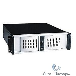 """Procase AE310-B-0 черный {3U глубина 480мм, внешн 2x5.25, 1x3.5, внутр 5xHDD, MB 12""""x9.6"""", без Б/П PS2}"""