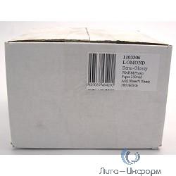 1103306  LOMOND  Фотобумага односторонняя теплый полуглянец 10х15, 250г/м2, 500 листов
