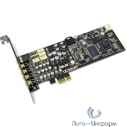 ASUS Xonar DX/XD/A RTL,  Audio card, 7.1 Channel, PCI-e x1, (Low-profile)
