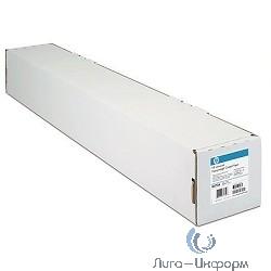 """HP C6019B Бумага для плоттера А1 (24""""(0.61) X 45,7 м, 98г/м2)"""