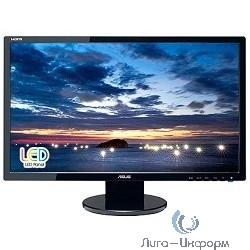 """ASUS LCD 23.6"""" VE247H черный {TN 1920x1080, 2ms, 300 cd/m2, 1000:1 (ASCR 10M:1), D-Sub, DVI-D (HDCP), HDMI}"""