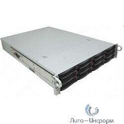 CSE-826TQ-R800LPB SERVER CHASSIS 2U 800W SAS BLK