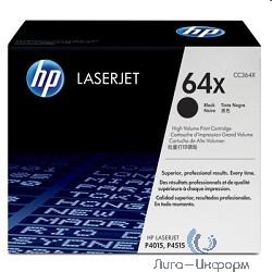 CC364XC HP Картридж  LJ P4015/4515  (24 000 cтр.)
