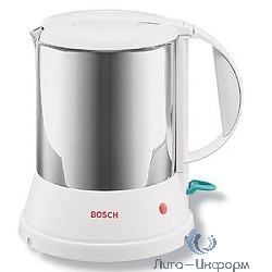 BOSCH TWK1201N Чайник, 1800Вт, белый, 1,7л.