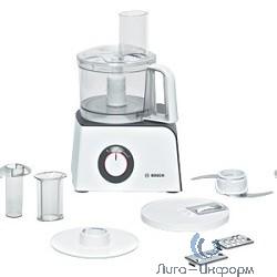 BOSCH MCM4000 Кухонный комбайн, белый/чёрный