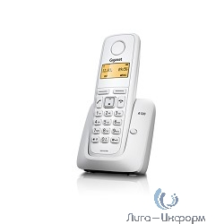 Gigaset A120 White RUS Телефон беспроводной (белый)