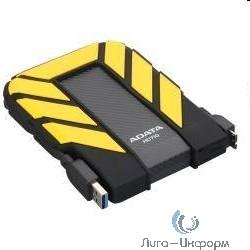"A-Data Portable HDD 1Tb HD710 AHD710-1TU3-CYL {USB3.0, 2.5"", Black-Yellow}"
