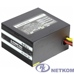 Chieftec 700W RTL [GPS-700A8] {ATX-12V V.2.3 PSU with 12 cm fan, Active PFC, fficiency >80% with power cord 230V only}