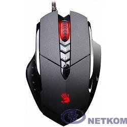 A-4Tech Мышь Bloody V7 Gaming USB {черный оптическая 3200dpi USB игровая 7 but} [694748]
