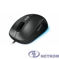 Мышь Microsoft 4500 Comfort Mouse USB Black (4FD-00024) RTL