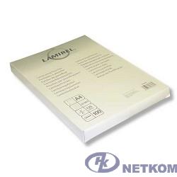 Lamirel Пленка для ламинирования CRC-78660(01) (А4, 125мкм, 100 шт.)
