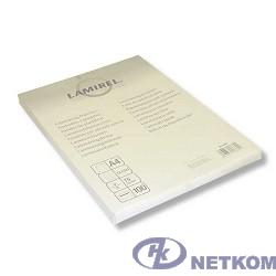 Lamirel Пленка для ламинирования LA-7865601 (А4, 75мкм, 100 шт.)