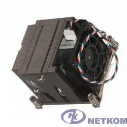 Supermicro SNK-P0048AP4 (2U) (4пин, 1356 / 2011 / 2011 Narrow, 52 дБ, 8400 об / мин, Cu + Al + тепловые трубки)