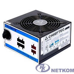Chieftec 550W RTL [CTG-550C] {ATX-12V V.2.3/EPS-12V, PS-2 type with 12cm Fan, PFC,Cable Management ,Efficiency >85  , 230V ONLY}