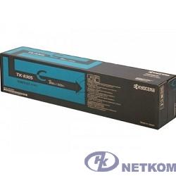 Kyocera-Mita TK-8305C Картридж, Cyan {TASKalfa 3050ci/3550ci, Cyan, (15000стр.)}