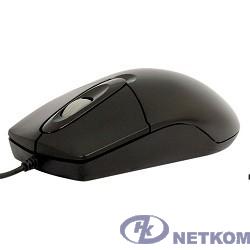 A-4Tech Мышь OP-720 (черный) PS/2 пров. опт. мышь, 2кн, 1кл-кн [517934]