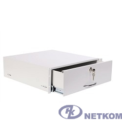 ЦМО Полка (ящик) для документации 3U (ТСВ-Д-3U.450-9005)