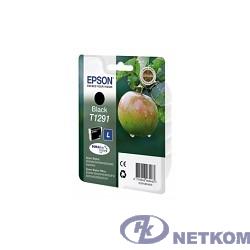 EPSON C13T12914011/4012/4010 Картридж для SX420W, SX425W,  SX525WD,  SX620FW, BX305F,  BX305FW,  BX320FW,  BX525WD,  BX625FWD, черный (cons ink)