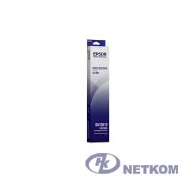 EPSON C13S015610BA Black Ribbon for LQ-690 (bus)
