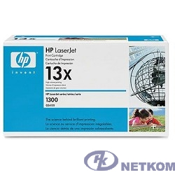 HP Q2613X Картридж ,Black{LJ 1300, Black, (4 000 стр.)}