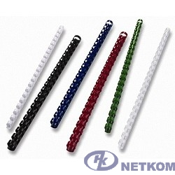 Office Kit Пластиковые пружины BP2101 (32 мм белые 50 шт.)