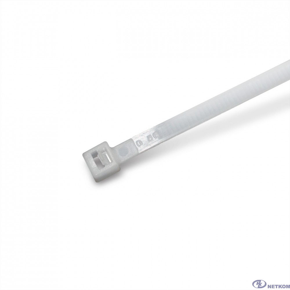 Hyperline GTR-200STC Стяжка нейлоновая открывающаяся, безгалогенная (halogen free), 200x4.8мм (100 шт)