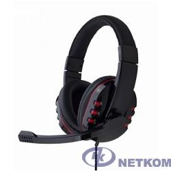 Gembird MHS-782 Гарнитура стерео ,черный