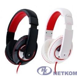 Gembird MHS-780 Гарнитура стерео ,белый