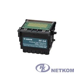 Canon PF-04   3630B001 Печатающая головка для плоттера Canon iPF755, iPF750, iPF655, iPF650, iPF760, iPF765 , iPF785 (GJ)