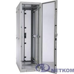 ЦМО Шкаф серверный напольный 42U (800х1000) дверь перфорированная 2 шт. (ШТК-С-42.8.10-44АА) (3 коробки)