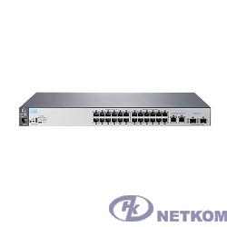HP J9782A Коммутатор 2530-24 управляемый 24UTP 10/100Mbps + 4Combo 1000BASE-T/SFP