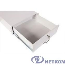 ЦМО Полка (ящик) для документации 2U (ТСВ-Д-2U.450-9005) черный цвет