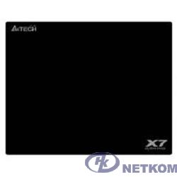 Коврик для игровой мыши A4Tech X7 Pad X7-200MP черный размер 250х200 мм [581985]