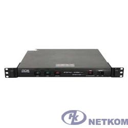 UPS PowerCom King Pro RM KIN-600AP (1U) {Line-Interactive, 600VA/360W, Rack, IEC, Serial+USB}
