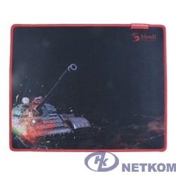 Коврик для игровой мыши A4Tech Bloody B-072 размер 275 x 225 мм черный/рисунок [762313]