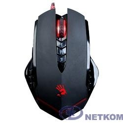 A-4Tech Мышь Bloody V8 Gaming USB (Черный) ,8 кн., 3200 dpi [762290]