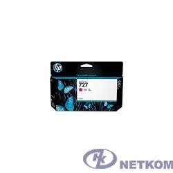 HP B3P20A Картридж №727, Magenta {Designjet T920/T1500, Magenta (130ml)}